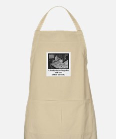 Quilting - Family Stitched Wi BBQ Apron