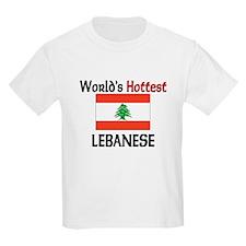 World's Hottest Lebanese T-Shirt