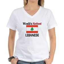 World's Hottest Lebanese Shirt