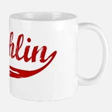 Laughlin (red vintage) Mug