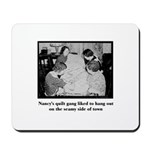 Quilt Gang - Seamy Side Mousepad