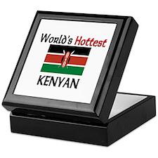 World's Hottest Kenyan Keepsake Box