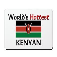 World's Hottest Kenyan Mousepad