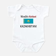 World's Hottest Kazakhstani Infant Bodysuit