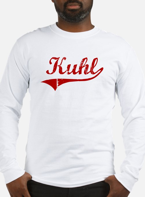 Kuhl (red vintage) Long Sleeve T-Shirt