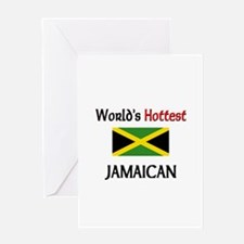 World's Hottest Jamaican Greeting Card