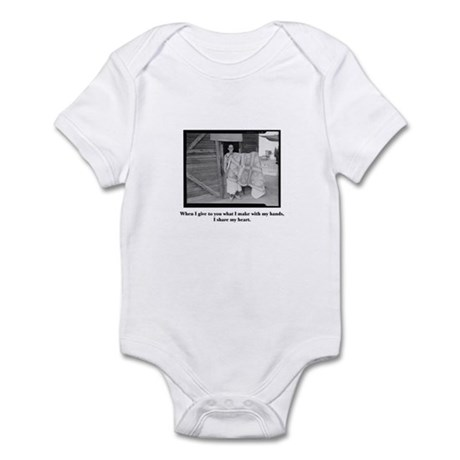 Sewing - From My Hands, My He Infant Bodysuit