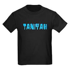Taniyah Faded (Blue) T
