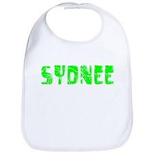 Sydnee Faded (Green) Bib