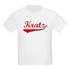 Kratz (red vintage) T-Shirt