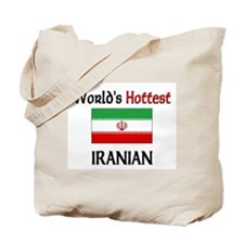 World's Hottest Iranian Tote Bag