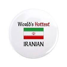 "World's Hottest Iranian 3.5"" Button"