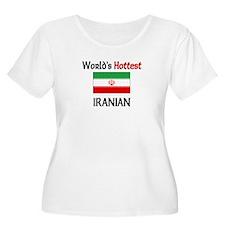 World's Hottest Iranian T-Shirt