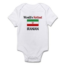 World's Hottest Iranian Infant Bodysuit
