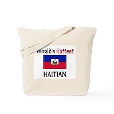 World's Hottest Haitian Tote Bag