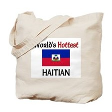 World's Hottest Haitian Tote Bag