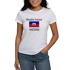 World's Hottest Haitian Tee