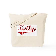 Kelly (red vintage) Tote Bag