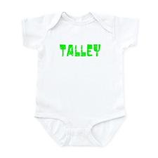 Talley Faded (Green) Infant Bodysuit
