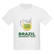 Brazil Drinking Team T-Shirt
