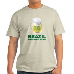 Brazil Drinking Team T-Shirt