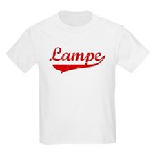 Lampe (red vintage) T-Shirt