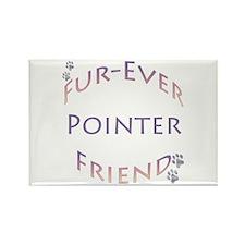 Pointer Furever Rectangle Magnet