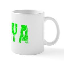 Taniya Faded (Green) Mug