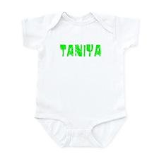 Taniya Faded (Green) Infant Bodysuit