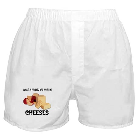 CHEESES Boxer Shorts