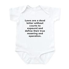 Cool Alexander hamilton Infant Bodysuit