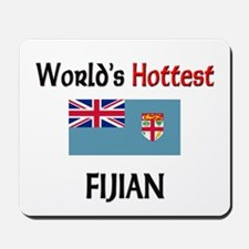 World's Hottest Fijian Mousepad