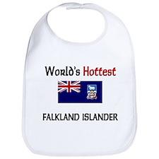 World's Hottest Falkland Islander Bib