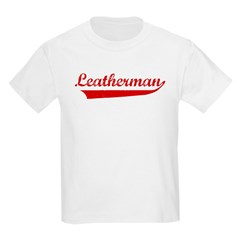 Leatherman (red vintage) T-Shirt