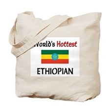World's Hottest Ethiopian Tote Bag
