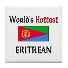 World's Hottest Eritrean Tile Coaster