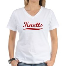 Knotts (red vintage) Shirt