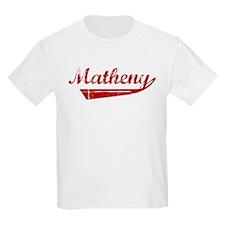 Matheny (red vintage) T-Shirt