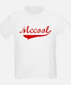 Mccool (red vintage) T-Shirt