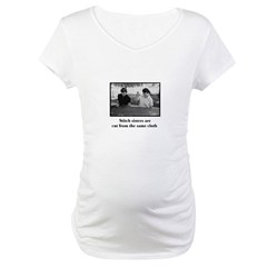 Stitch Sisters - Cut From the Maternity T-Shirt