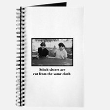 Stitch Sisters - Cut From the Journal