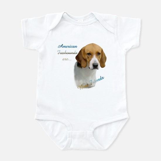 Foxhound Best Friend1 Infant Bodysuit