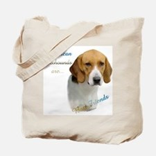 Foxhound Best Friend1 Tote Bag
