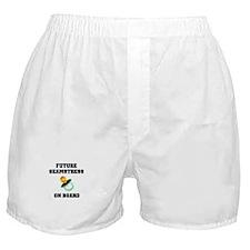 Maternity - Future Seamstress Boxer Shorts
