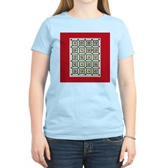 Christmas Holiday Quilt T-Shirt