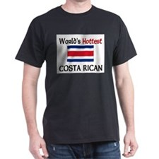 World's Hottest Costa Rican T-Shirt