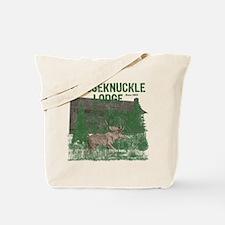 Mooseknuckle Lodge - Vintage Tote Bag