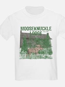 Mooseknuckle Lodge - Vintage T-Shirt