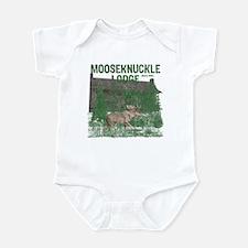 Mooseknuckle Lodge - Vintage Infant Bodysuit