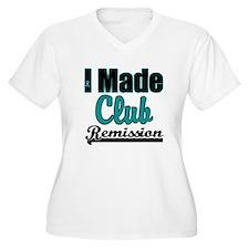 Club Remission Teal T-Shirt